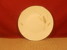 "Rosenthal China Regina Platinum Pattern Salad Plate 7 5/8"""
