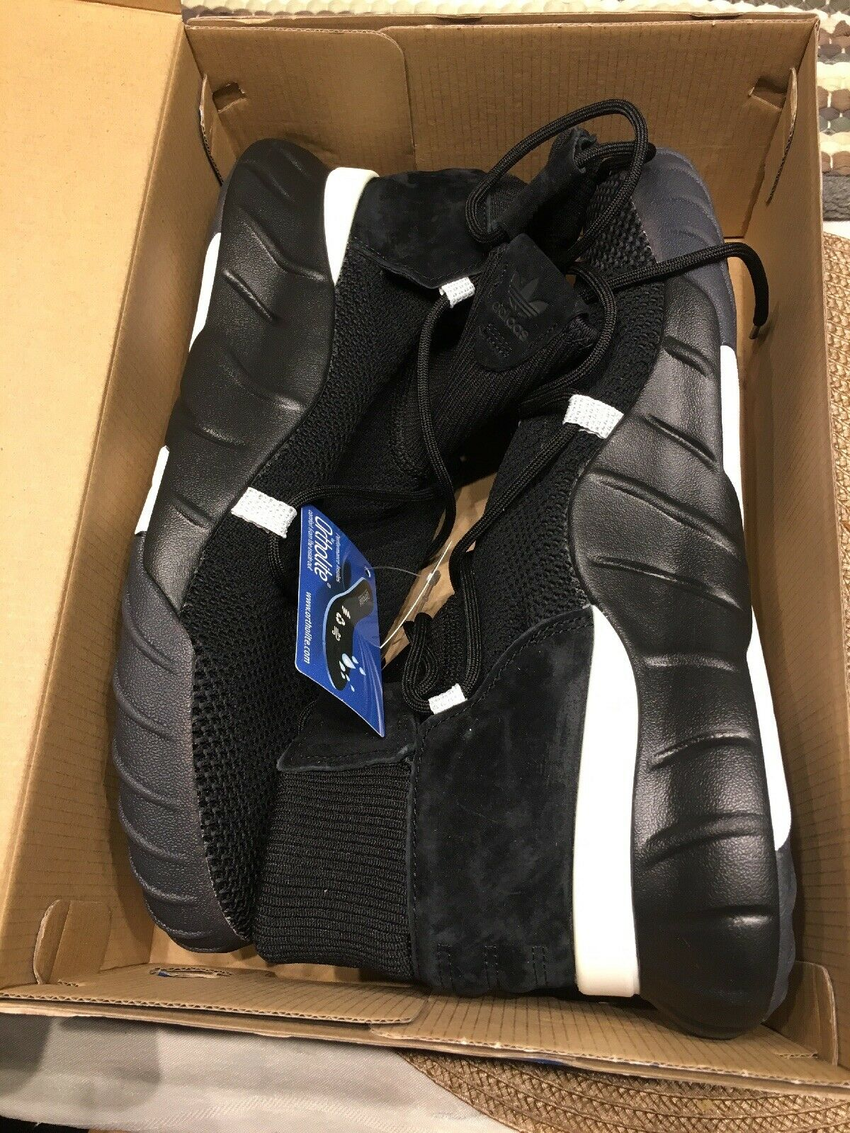 Adidas Tubular X 2.0 PK Mens Black Primeknit shoes Size 9.5   CQ1374
