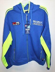 Suzuki Moto GP Ecstar Team Hoodie