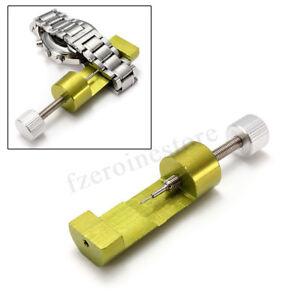 Armbandkuerzer-Stiftausdruecker-Stiftaustreiber-Uhrmacher-Reparatur-Werkzeug-Alu