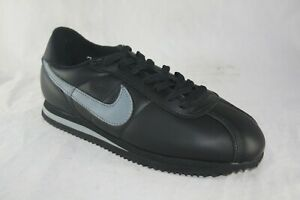 YOUTH-NIKE-LEATHER-CORTEZ-1020111-001-BLACK-LEAD