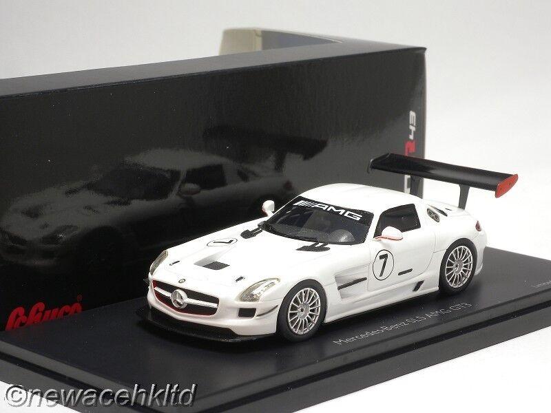 MERCEDES BENZ SLS AMG GT3  7 SCHUCO MODEL 1/43  450881500