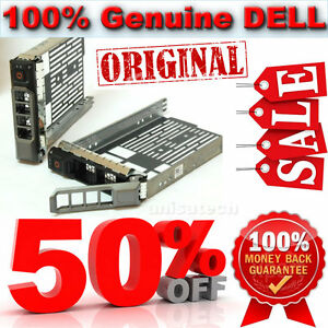 Dell-Poweredge-R310-R410-R415-R510-R515-R710-Drive-Caddy-F238F-X968D-G302D