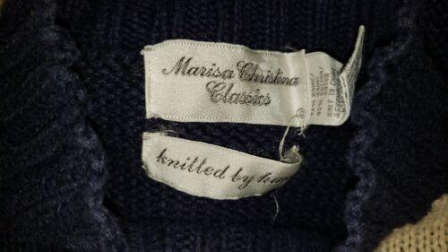 Taglia l Neck Turtle Bear Vintage Ugly Sweater M zHqAPZP