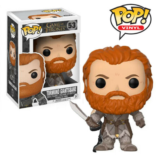Tormund Giantsbane Game of Thrones Official Funko Pop Vinyl Figure Collectables