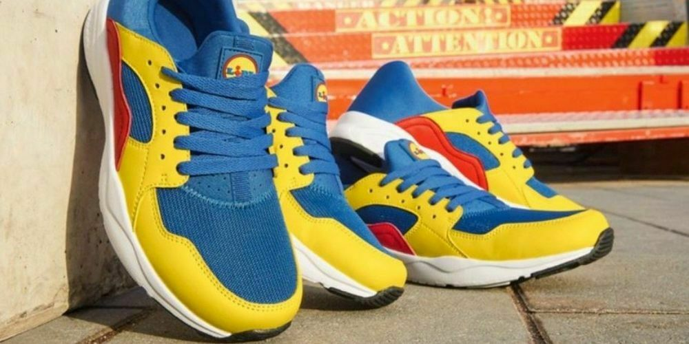 Basket sneakers Lidl Edition Limitée taille 38,39,40