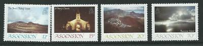 British Colonies & Territories Stamps Ascension Sg367/70 1984 Views Mnh Buy Now