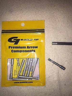 Gold Tip Ballistic Collars For the New Traditional Classic 340 Shafts
