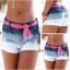 Women-Shorts-Jeans-High-Waist-Mini-Party-Beach-Hot-Sexy-Summer-Denim-Pants thumbnail 1