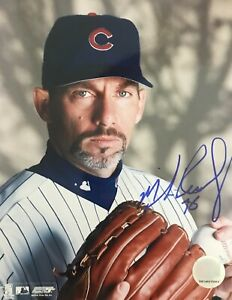 Mike Remlinger Chicago Cubs Signed 8x10 Autographed Photo N1