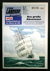 Der-Landser-SOS-Schiffsschicksale-Nr-33-Die-Einsame-der-Ozeane