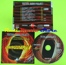CD VIRTUAL AUDIO PROJECT Acceleration DIOXIDE REALOGIC VISUAL SOUNDS (C9) mc lp