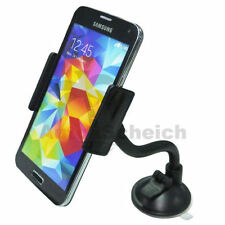 Auto KFZ Handy Saugnapf Halter Halterung für Samsung Galaxy S7 S6 S5 S4 S3 Edge