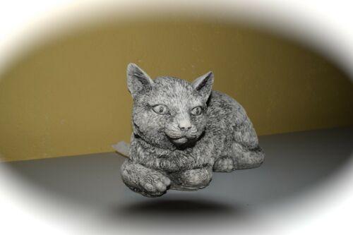 Di maschi personaggi gatti figure di pietra Giardino Figure troll folletto resistente alle intemperie