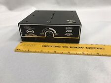 Newport Model 200 Magnetic Instrument Base Heavy Duty Locks To Tabletested