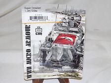 WWII Micro Armour GHQ War Games 1/285 Scale R-33 BT-8