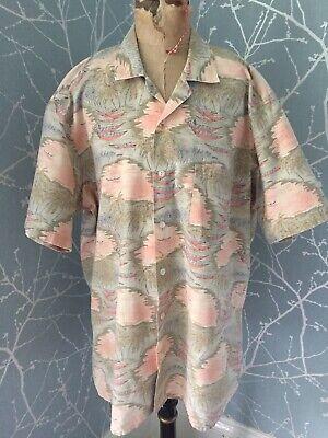 Barry Disley Vintage Da Uomo Hawaii Camicia Estate Camicia Di Grandi Dimensioni-mostra Il Titolo Originale Adatto Per Uomini, Donne E Bambini