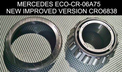 07 08 09 Mercedes E350 4matic Rear Differential out-pinionbearing ECO-CR-06A75