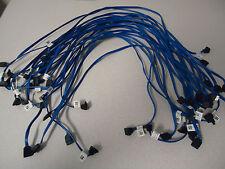 23 Dell SATA Cable 26.5 inch Blue Optical Drive Data GMC00 Lot