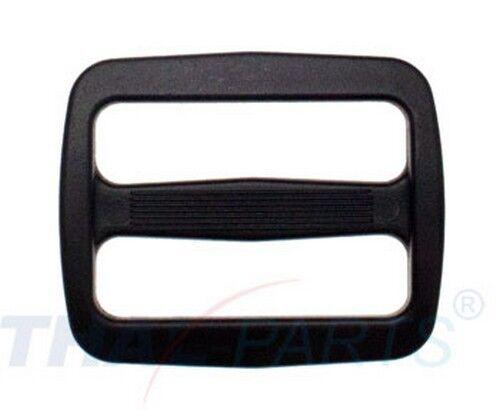 Regulator für Gurtband 50 Stück Schieber Hoch 40mm Acetal Stopper