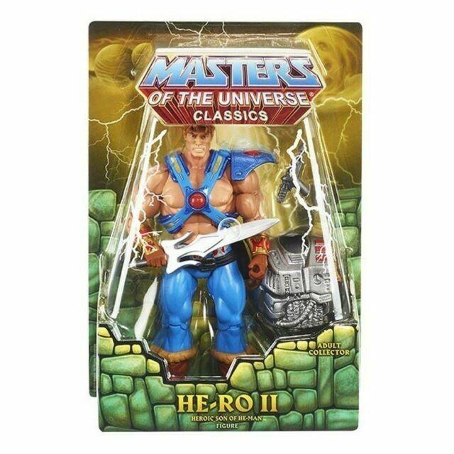 Masters of the Universe Classics HE-RO II Son of He-Man Figure MOTU CHF17