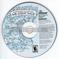 Mercer Mayer's The Great Race Children's Story Kids Cd Game Windows Pc & Mac