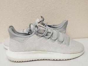 Details about Adidas Tubular Shadow J Grey TwoCrystal WhiteCrysta #BZ0333 Size 7 US