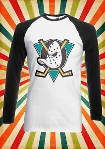 De Camiseta Cortas Título Hombre Ducks Equipo Mangas Hockey Original Mighty 1937 Nhl Detalles Ver Largo Béisbol Mujer DIEW2YH9