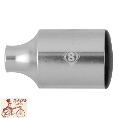 ORIGIN8 EYELET STUB SILVER BICYCLE LIGHT MOUNT