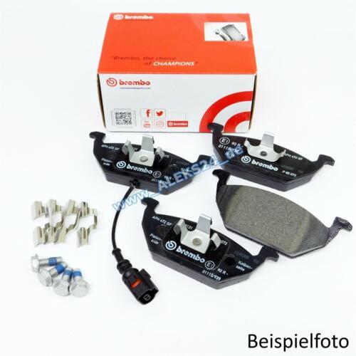 Brembo Bremsklötze Bremsbeläge vorne Audi A4 B4 B5 B6 A6 C5 VW Passat 3B6 P85037
