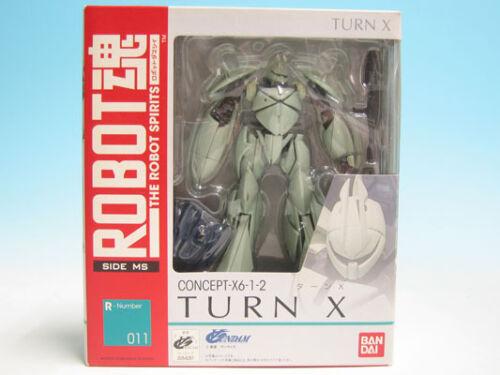 FROM JAPAN Robot Spirits Turn A Gundam Turn X Action Figure Bandai