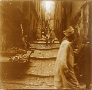 Algeri-Algeria-Foto-Stereo-PL58L29n19-Placca-Lente-Vintage