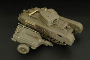 HAULER 1//48 Churchill Mk VII Détaillant Set # X48388