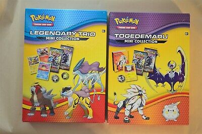 Pokemon Togedemaru Mini Collection Trading Cards New
