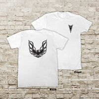 Pontiac Trans Am Firebird Drag Racing Hot Rat Rod White Or Black T-shirt