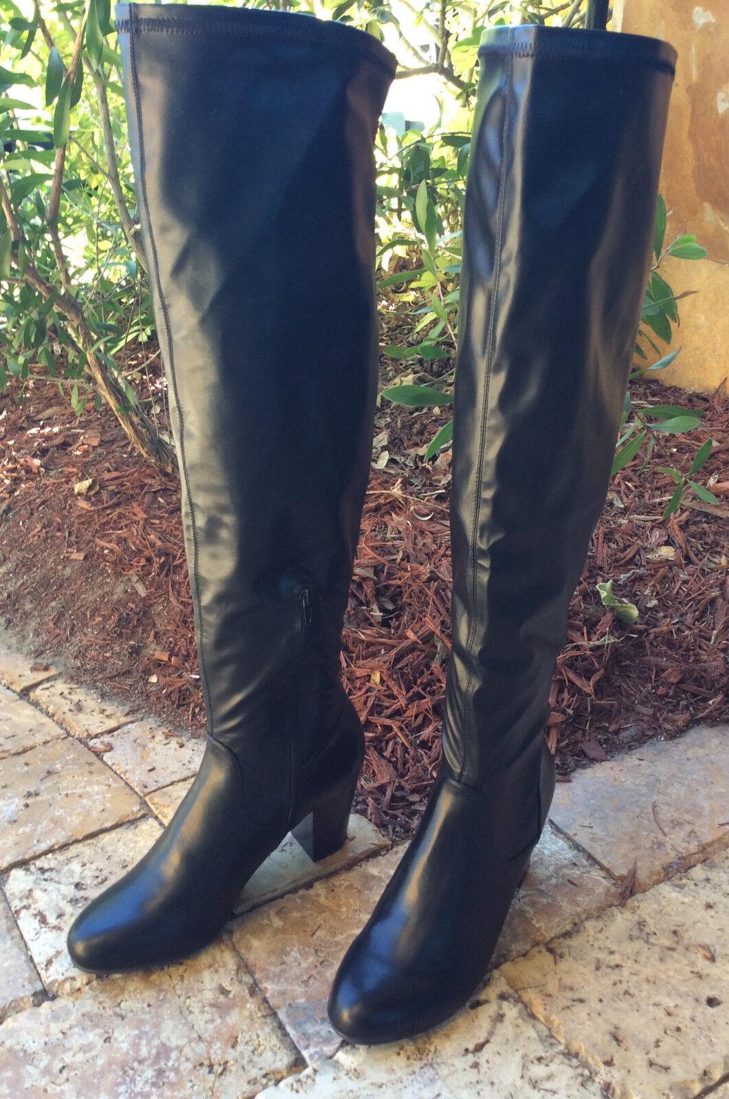 varie dimensioni Kenneth Cole Donna Donna Donna  Free Love Tall , Thigh  High avvio, nero, Dimensione 6.5 Med.  il più alla moda