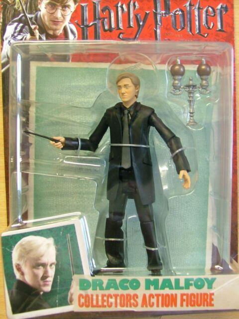 HARRY POTTER FIGURE DRACO MALFOY 15 CM SERPEVERDE SLYTHERIN CINEMA FILM TV #1