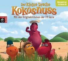 Der Kleine Drache Kokosnuss - Hörspiel zur TV-Serie 02: Picknick mit Adele. - CD