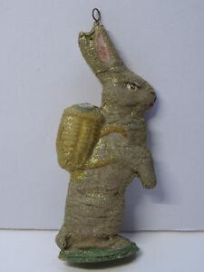 Christbaumschmuck Dresdner Pappe Weihnachtsschmuck Hase Braun Bunny