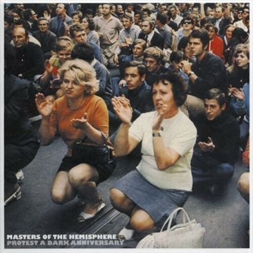 1 of 1 - MASTERS OF THE HEMISPHERE - PROTEST A DARK ANNIVERSARY NEW CD