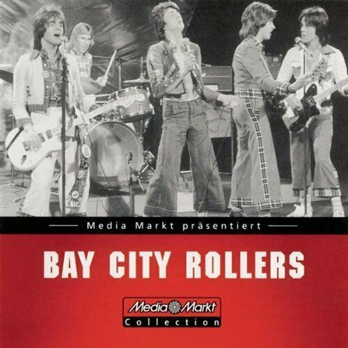 Bay City Rollers [CD] Media Markt collection