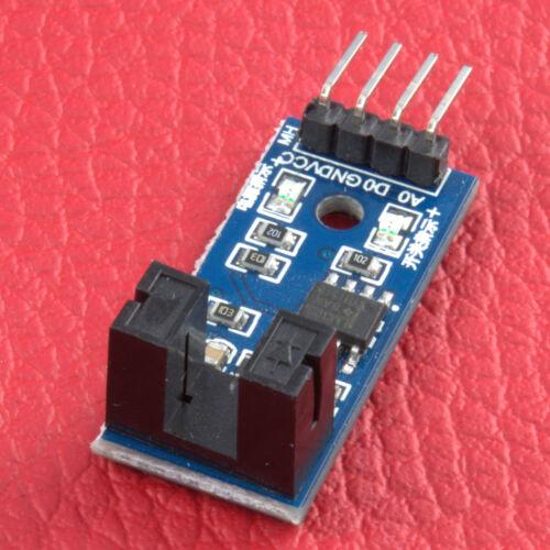 Vitesse de capteur LM393 compteur motor opto groove coupleur module Arduino