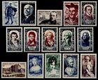 L'ANNÉE 1950 Complète, Neufs ** = Cote 111 € / Lot Timbres France n°863 à 877