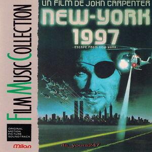 Escape-From-New-York-Original-Soundtrack-1997-John-Carpenter-CD