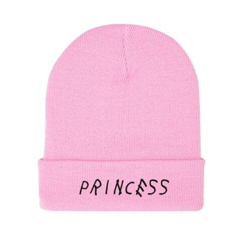 Princesse Brodé Bonnet Tumblr Funny Hipster Grunge Mignon Rose Fashion