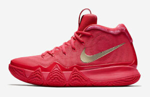 cheap for discount 9beb7 fec08 Details about Nike Kyrie 4 Red Carpet Gold Size 12.5. 943806-602. all star  PE