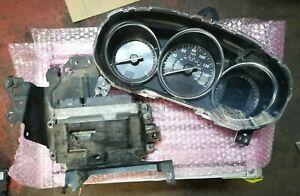 ECU-amp-Speedometer-Clocks-2-2-Diesel-Mazda-CX-5-2012-2015-SH01-18-881U