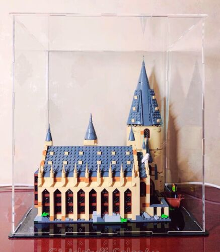 Display case for LEGO Harry Potter Hogwarts Great Hall 75954 Aus TopRate Seller