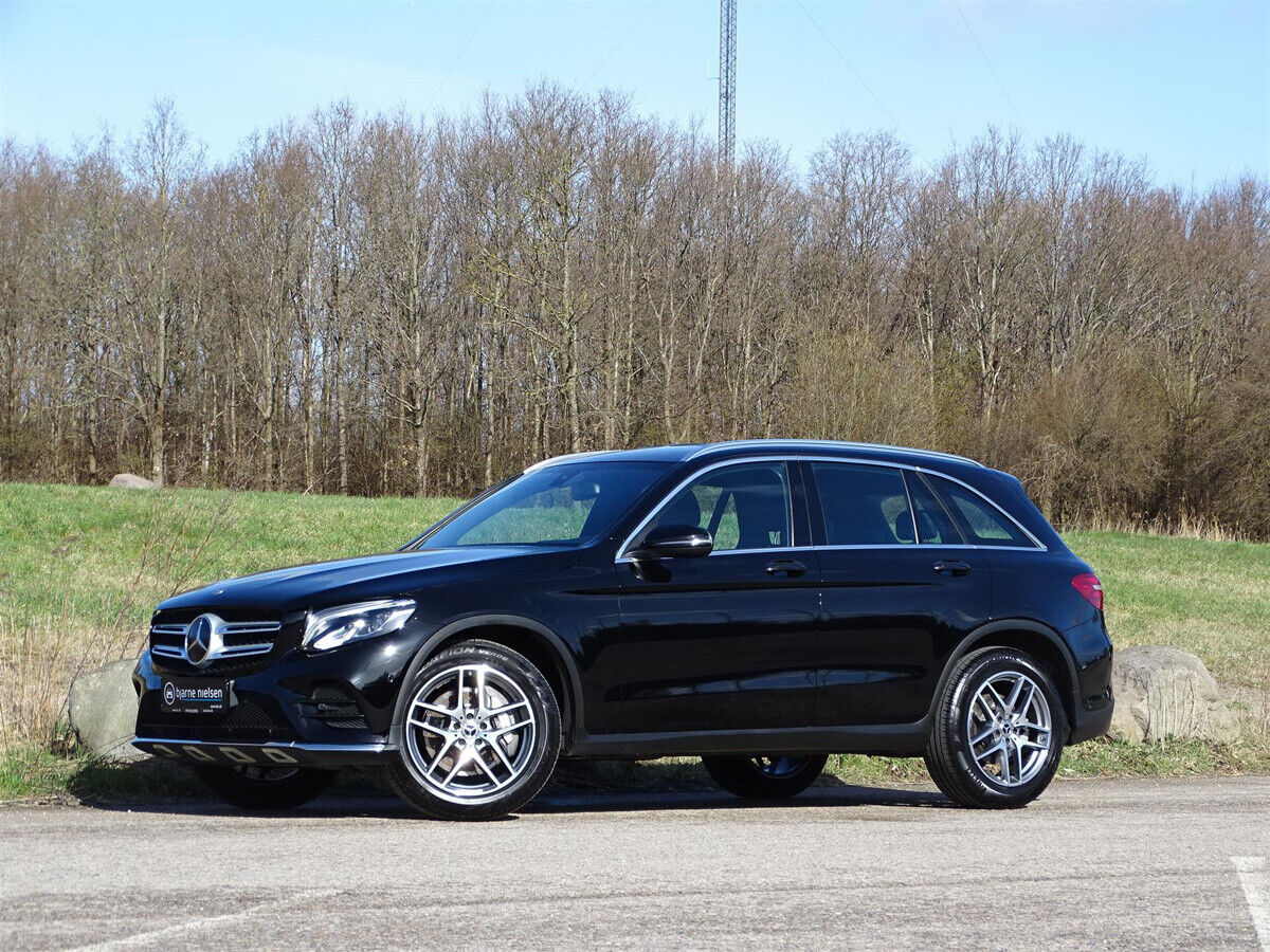 Mercedes GLC300 2,0 Coupé aut. 4Matic