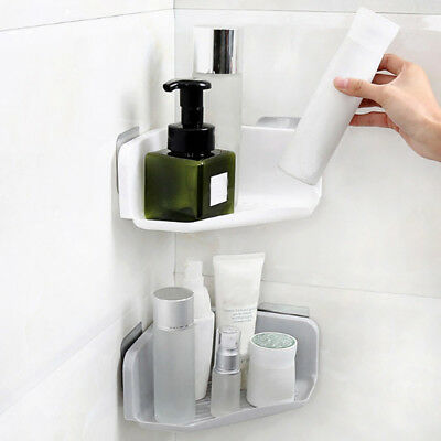 1pc Corner Storage Holder Shelves Bathroom Shampoo Shower Kitchen Storage Rack G Ebay